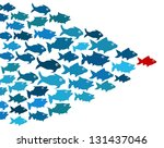 Fishes In Group Leadership...