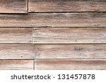 aged boards from an old... | Shutterstock . vector #131457878