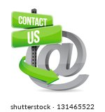 e mail contact us at sign... | Shutterstock . vector #131465522