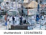 italy  sicily  mediterranean... | Shutterstock . vector #1314658652
