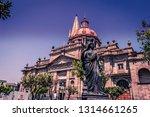 guadalajara  jalisco  mexico ...   Shutterstock . vector #1314661265