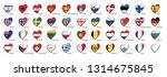 song festival euro songfestival ... | Shutterstock .eps vector #1314675845