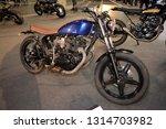budapest motorcycle festival... | Shutterstock . vector #1314703982