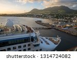 philipsburg  st maarten  ... | Shutterstock . vector #1314724082