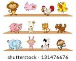 illustration of the diffrent... | Shutterstock . vector #131476676