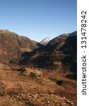 Steall Gorge At The Head Of...