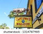 key west  florida   february 28 ... | Shutterstock . vector #1314787985