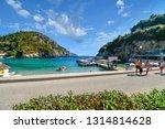 corfu  greece   september 16... | Shutterstock . vector #1314814628