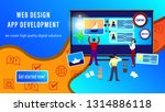 web design app development...