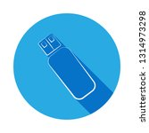 flash drive icon. signs and...