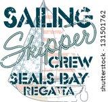 Sailing Crew   Marine Artwork...