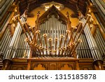 Bic Organ In Church