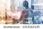 business intelligence. diagram  ... | Shutterstock . vector #1315262135