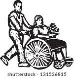 black and white vector...   Shutterstock .eps vector #131526815