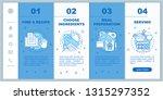 chinese restaurant onboarding... | Shutterstock .eps vector #1315297352