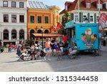 ystad  sweden   june 26  2018 ... | Shutterstock . vector #1315344458