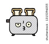 comic book style cartoon of a... | Shutterstock .eps vector #1315396055
