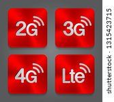 2g  3g  4g and lte technology... | Shutterstock .eps vector #1315423715