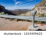 vista point in new mexico... | Shutterstock . vector #1315459622