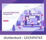 customer relationship...