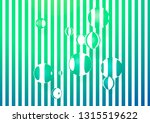 the reflection of the strips in ... | Shutterstock .eps vector #1315519622