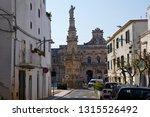 ostuni  apulia  italy   march... | Shutterstock . vector #1315526492