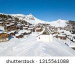 bettmeralp  switzerland  ... | Shutterstock . vector #1315561088