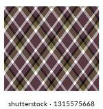 rhombus pattern  tartan plaid ... | Shutterstock .eps vector #1315575668