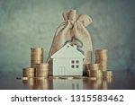 planning savings money of... | Shutterstock . vector #1315583462