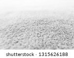 close up of a white shaggy... | Shutterstock . vector #1315626188