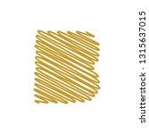 modern trendy b letter unique... | Shutterstock .eps vector #1315637015