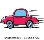 car | Shutterstock .eps vector #131565722