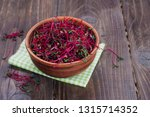micro greens sprouts of... | Shutterstock . vector #1315714352
