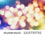 christmas and new year feast... | Shutterstock . vector #1315755752