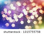 christmas and new year feast... | Shutterstock . vector #1315755758