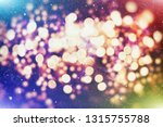 christmas and new year feast... | Shutterstock . vector #1315755788