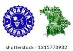 vector collage of wine map of...   Shutterstock .eps vector #1315773932