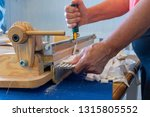 cutting tool used for making... | Shutterstock . vector #1315805552