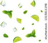 seamless pattern  cool... | Shutterstock .eps vector #1315811198