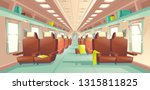 long distance travel  subway... | Shutterstock .eps vector #1315811825
