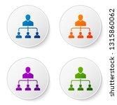 color referral marketing icon... | Shutterstock .eps vector #1315860062
