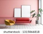 interior of stylish living room ... | Shutterstock . vector #1315866818