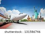 travel the world | Shutterstock . vector #131586746