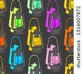 abstract seamless vector... | Shutterstock .eps vector #1316007872