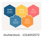 business infographics.... | Shutterstock .eps vector #1316042072