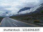 beautiful asphalt road....   Shutterstock . vector #1316046305