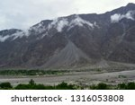 magnificent mountain landscape...   Shutterstock . vector #1316053808
