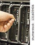 it technician   consultant... | Shutterstock . vector #131605406