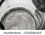 limescale at the bottom of... | Shutterstock . vector #1316066165