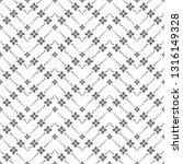 seamless pattern. modern simple ... | Shutterstock .eps vector #1316149328